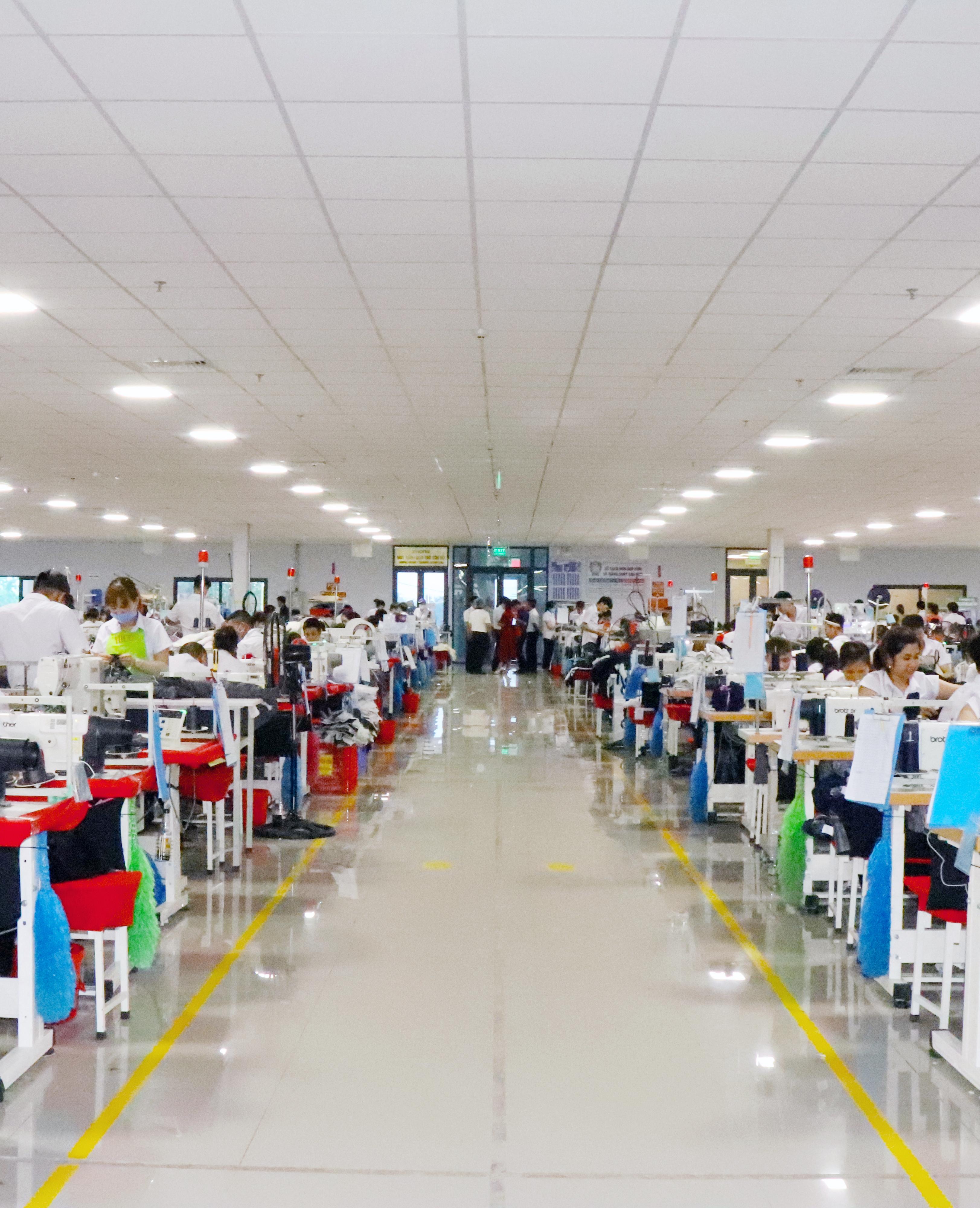 Công ty CP TCT May Bắc Giang BGG - Tại sao chọn chúng tôi